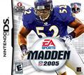 Madden NFL 2005 - DS