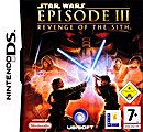 Star Wars : Revenge of the siths - DS