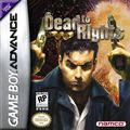 Dead to Rights - GBA