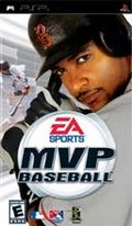 MVP Baseball - PSP