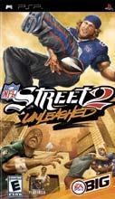 NFL Street 2 - PSP