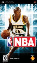 NBA 2005 - PSP