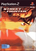 Street Fighter Ex 3 - PS2