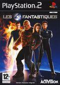 Les Quatre Fantastiques - PS2