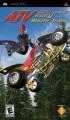 ATV Offroad Fury : Blazin' Trails - PSP
