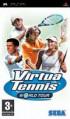 Virtua Tennis World Tour - PSP