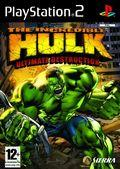 The Incredible Hulk : Ultimate Destruction - PS2