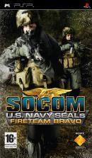 SOCOM : U.S. Navy SEALs Fireteam Bravo - PSP
