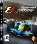 Formula One : Championship Edition - PS3