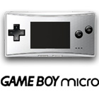 Game Boy Micro - GBA