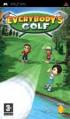 Everybody's Golf - PSP