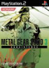 Metal Gear Solid 3 : Subsistence - PS2