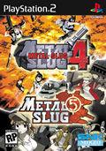 Metal Slug 4 / Metal Slug 5 - PS2