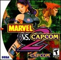 Marvel vs Capcom 2 - Dreamcast