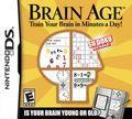 Programme d'Entraînement Cérébral du Prof. Kawashima : Quel âge a votre cerveau - DS