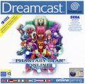 Phantasy Star Online - Dreamcast