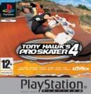 Tony Hawk's Pro Skater 4 - PlayStation