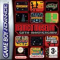 Namco Museum 50th Anniversary Arcade Collection - GBA