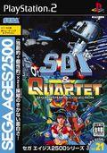 Sega Ages : SDI & Quartet - PS2