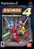 Digimon World 4 - PS2