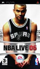 NBA Live 06 - PSP