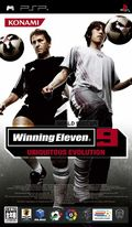 Winning Eleven 9 Ubiquitous Evolution - PSP
