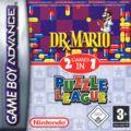 Dr Mario And Tetris Attack - GBA