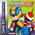 Mega Man Battle Network 5 - Team : Protoman - GBA
