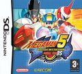 Mega Man Battle Network 5 : Double Team - DS