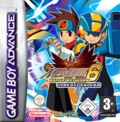 Mega Man Battle Network 6 Cybeast Falzar - GBA