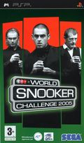 World Snooker Challenge 2005 - PSP