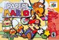 Paper Mario - Nintendo 64