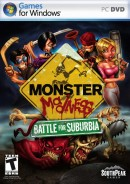 Monster Madness : Battle For Suburbia - PC