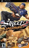 NFL Street 2 Unleashed - PSP