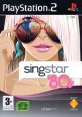 SingStar 80's - PS2
