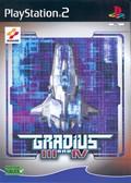 Gradius III & IV - PS2