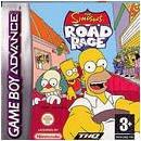 The Simpsons Road Rage - GBA