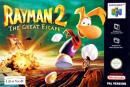 Rayman 2 : The Great Escape - Nintendo 64