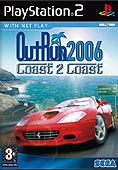 OutRun 2006 : Coast 2 Coast - PS2