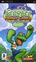 Frogger Helmet Chaos - PSP