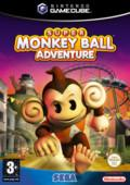 Super Monkey Ball Adventure - Gamecube