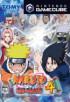 Naruto Geikito Ninja Taisen 4 - Gamecube