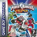 Power Rangers : Space Patrol Delta - GBA