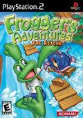 Frogger's Adventures : The Rescue - PS2