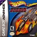 Hot Wheels : Burnin Rubber - GBA