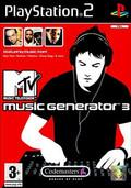MTV Music Generator 3 - PS2