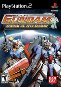 Mobile Suit Gundam : Gundam Vs. Zeta Gundam - PS2