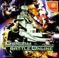 Gundam Battle Online - Dreamcast