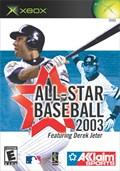 All Star Baseball 2003 - Xbox