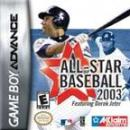 All Star Baseball 2003 - GBA